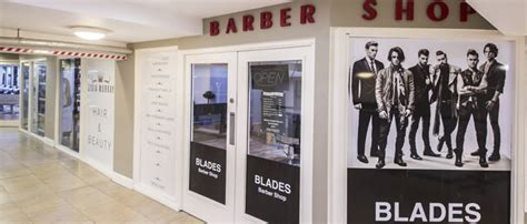 blades scissors barber shop quayside shopping centre sligoquayside shopping centre sligo