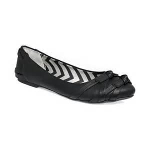 Fergalicious Black Flat Shoes