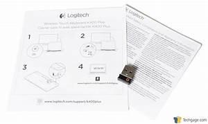 Logitech Wireless Touch Keyboard K400 Plus Review  U2013 Techgage