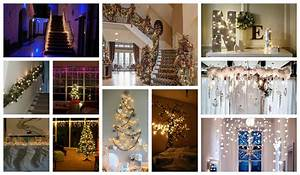 How, To, Use, Christmas, Lights, In, Indoor, Decor