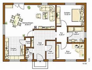 Atrium Bungalow Grundrisse : winkelbungalow 5 zimmer grundriss ihr traumhaus ideen ~ Bigdaddyawards.com Haus und Dekorationen