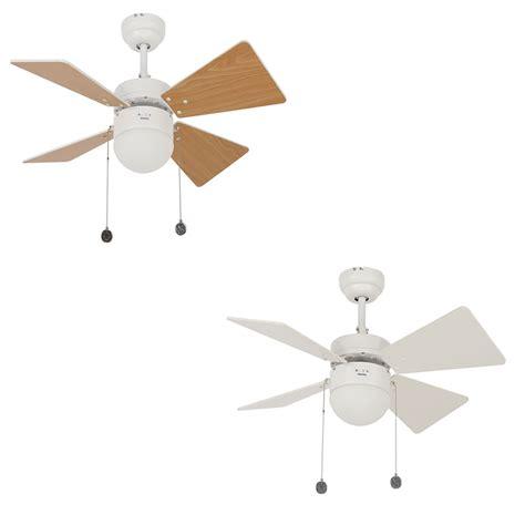 beacon ceiling fan breezer white with light 81 cm 32