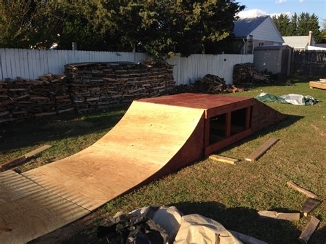 box jump building   pic heavy general bmx