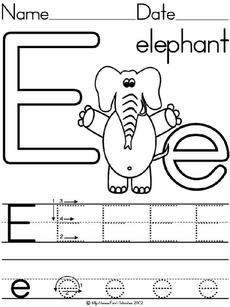 templates preschool letters preschool worksheets