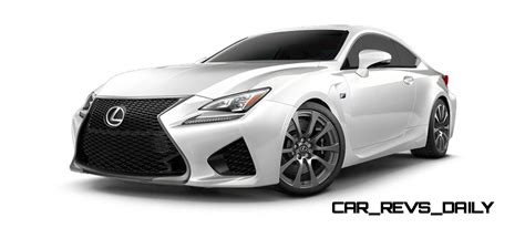 Lexus Car : 2015 Lexus Rc F Colors