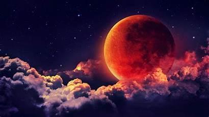 Moon Blood Super Wallpapers Resolution Screensaver