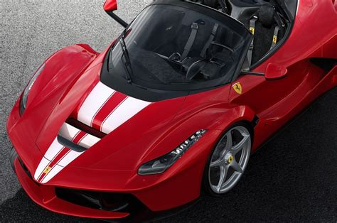 Ferrari Planning All-electric Supercar To Rival Tesla