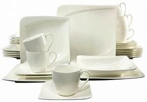 Geschirr Set Creatable : creatable kombiservice porzellan 30 teile java online kaufen otto ~ Sanjose-hotels-ca.com Haus und Dekorationen