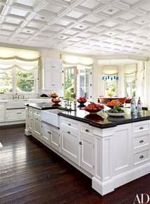 designer backsplashes for kitchens 15 stunning traditional kitchens photos architectural digest