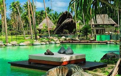 Wide Fiji Widescreen Resort Vacation
