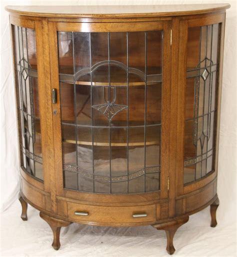 Half Cabinet by Deco Half Moon Display Cabinet