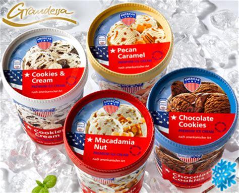 american premium ice cream von aldi sued