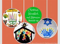 Christmas, Hanukkah & Kwanzaa Activities Roundup Hip