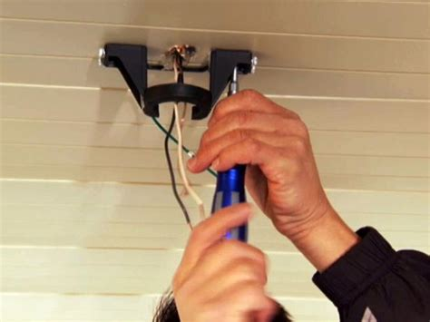 hang  outdoor ceiling fan  tos diy