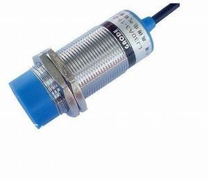 Inductive Proximity Sensor Lj30a3 15 Z  Ax  Npn 3 Wire Nc