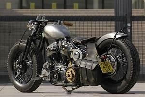Bobber Harley Davidson : moto custom bobber old school da manuale ~ Medecine-chirurgie-esthetiques.com Avis de Voitures