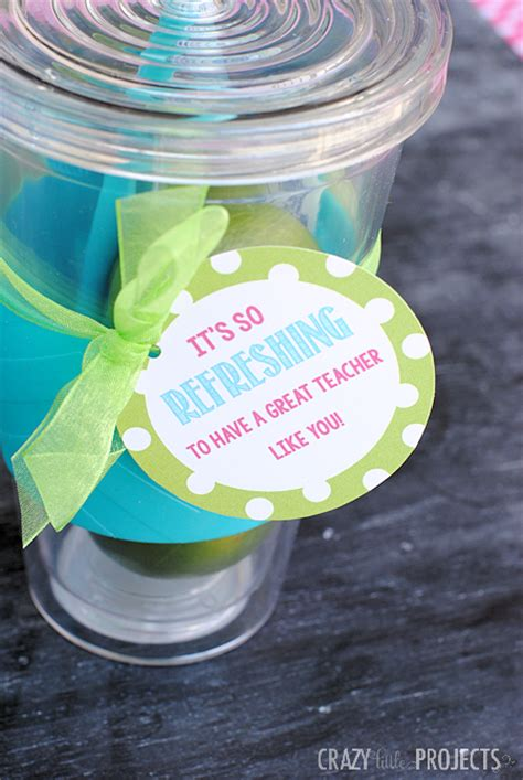 Ee  Teacher Ee   Appreciation Gifts Cute Cups Free Tags