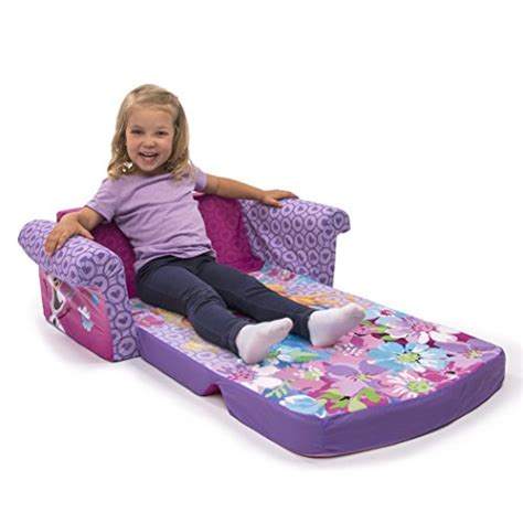 flip open sofa for toddlers marshmallow children s furniture disney frozen flip open