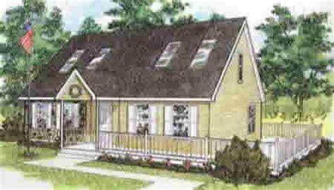 C130921 1 by Hallmark Homes Cape Cod Floorplan