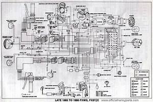 2012 Harley Davidson Softail Wiring Diagram