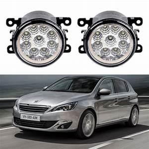 308 Sw 2013 : car styling for peugeot 308 t9 308 sw 2013 2014 2015 2016 9 pieces led fog lights h11 h8 12v ~ Maxctalentgroup.com Avis de Voitures