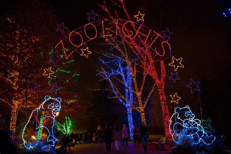 zoo zoolights lights national pepco dc smithsonian animal nov holiday begins powered market washington cincinnati riverbanks shows 10best courtesy around