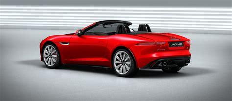 Jaguar F-type V8 S, 2-seat Convertible Sports Car