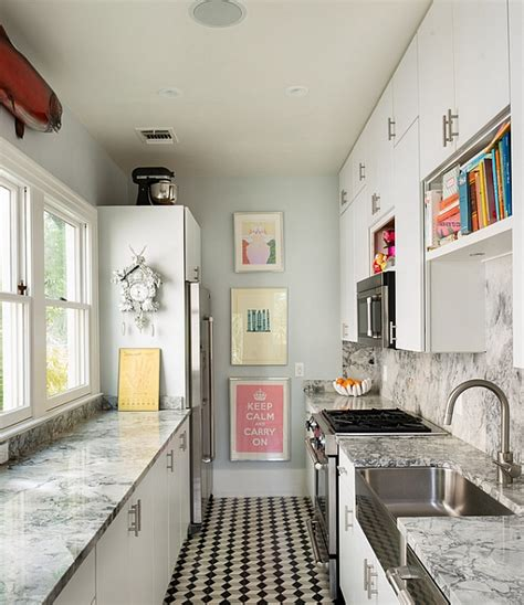 Small Narrow Kitchen Ideas by 5 Awesome Kitchen Styles With Modern Flair