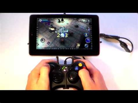 connect phone to xbox 360 connect xbox 360 controller to android