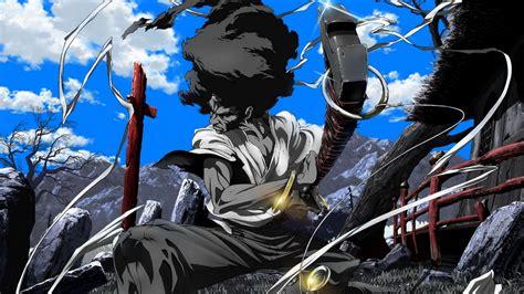 afro samurai resurrection  backdrops