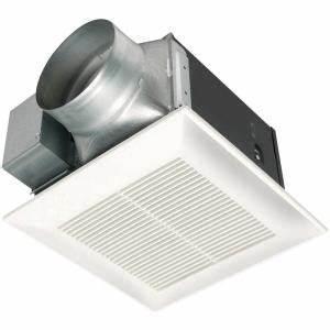 panasonic whisperceiling 150 cfm ceiling exhaust bath fan With panasonic bathroom fans home depot