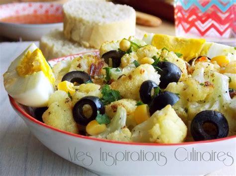 recette de cuisine d ete salade de chou fleur rôti au four le cuisine de samar