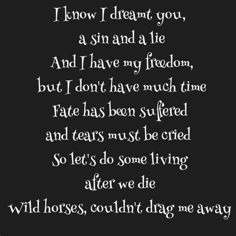 wild horses quotes  pinterest wild horses