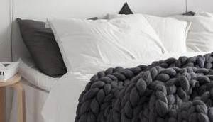 Couverture Grosse Maille : id es d co un ciel de lit pour une chambre boh me et cosy ~ Teatrodelosmanantiales.com Idées de Décoration