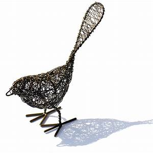 Buy Wire bird - green: Delivery by Crocus