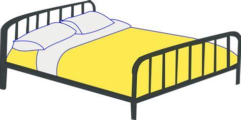 the bed comic kostenlose vektorgrafik bett liegeplatz doppelbett