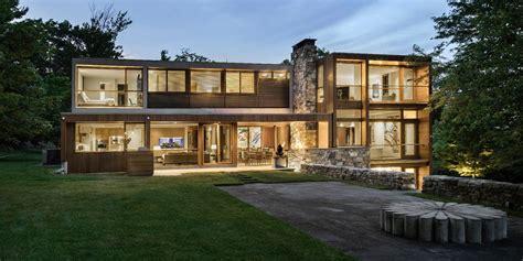 Modern Houses : Stunning Modern Houses-photos Of Modern Exteriors