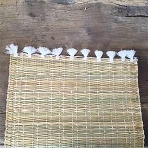Set De Table Osier : set de table en osier ~ Teatrodelosmanantiales.com Idées de Décoration