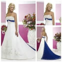 royal blue and white wedding dresses white tulle and lace princess wedding dress with lace up back sweetheart vestido de noiva 2015