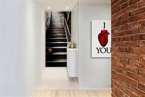 Papier Peint Pour Couloir : papier peint trompe l 39 oeil 6 exemples que vous allez adorer ~ Melissatoandfro.com Idées de Décoration