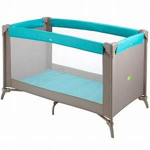 Lit Enfant Dimension : lit parapluie de formula baby lits parapluies aubert ~ Teatrodelosmanantiales.com Idées de Décoration