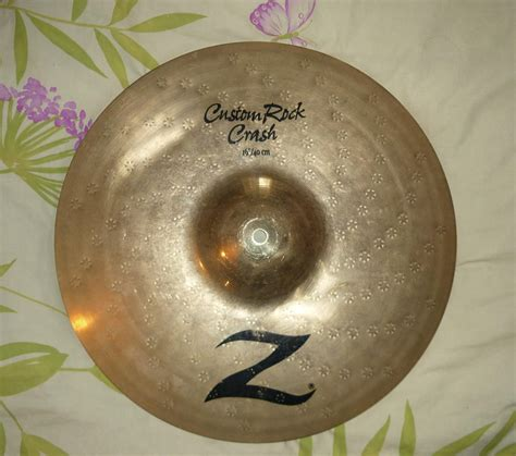 Zildjian Z Custom Rock Crash 16'' Image (#248505