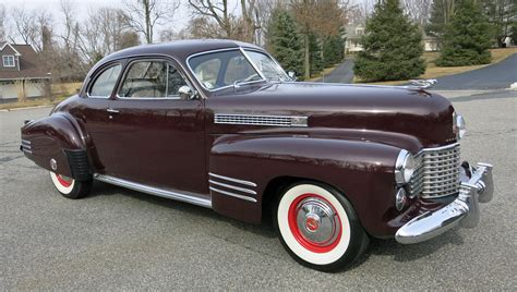 1941 Cadillac Coupe 1941 cadillac series 62 coupe for sale