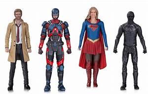 DC Collectibles Reveals New CW DC TV Series Action Figures