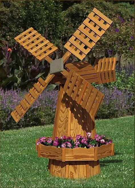 diy garden windmill craft projects   fan