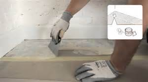 how to install a vinyl floor glued installation