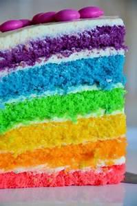 Regenbogen Einhorn Torte : rezept regenbogentorte rezepte creative food baby kind und meer ~ Frokenaadalensverden.com Haus und Dekorationen
