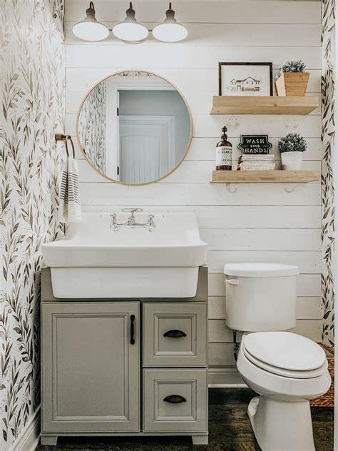 farmhouse bathrooms  obsessed  city girl  mom