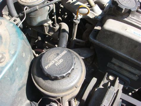 Llv Mail Truck Fuel Filter by How To Check And Fill Power Steering Fluid