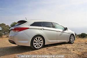 Hyundai I40 Pack Premium : essai hyundai i40 sw 1 7 cdri 136 bva6 bilan galerie photos actu automobile ~ Medecine-chirurgie-esthetiques.com Avis de Voitures